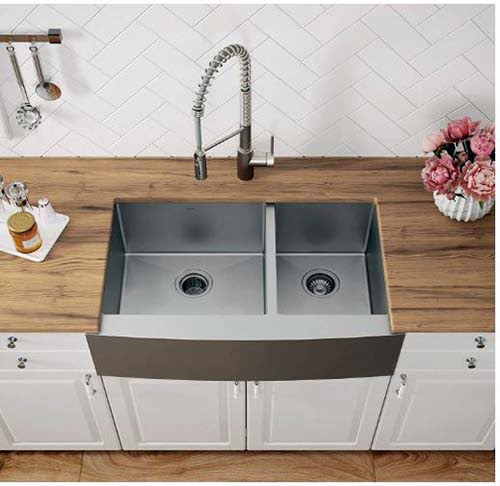 How To Choose The Right Farmhouse Sink